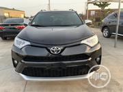Toyota RAV4 2016 SE AWD (2.5L 4cyl 6A) Black | Cars for sale in Lagos State, Lekki Phase 1