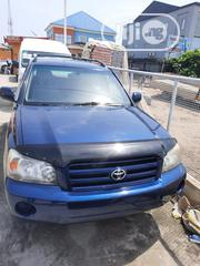 Toyota Highlander 2013 Limited 3.5l 4WD Blue | Cars for sale in Lagos State, Magodo