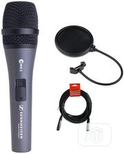 Sennheiser E 845-S Dynamic Super Cardioid Microphone (Wired)   Audio & Music Equipment for sale in Lagos State, Ojo