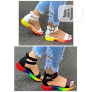 New Arrival Of Flat Sandals With Buckle | Shoes for sale in Lagos State, Lagos Island
