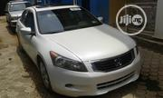 Honda Accord 2010 Sedan EX-L V-6 White | Cars for sale in Lagos State, Ikeja