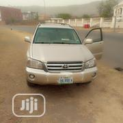 Toyota Highlander 2006 Gold | Cars for sale in Abuja (FCT) State, Gwarinpa