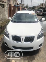 Pontiac Vibe 2009 White | Cars for sale in Lagos State, Ikeja