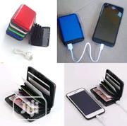 Security Card Wiht Holder Power Bank | Accessories for Mobile Phones & Tablets for sale in Lagos State, Lagos Island