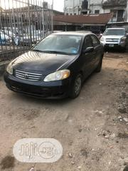 Toyota Corolla 2004 LE Black   Cars for sale in Lagos State, Mushin