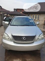 Lexus RX 2007 350 Silver | Cars for sale in Lagos State