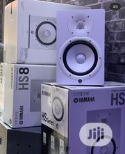 "Yamaha HS8 Studio Powered 8""Monitor 