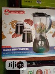 MASTERCHEF Blender With Mill | Kitchen Appliances for sale in Lagos State, Lagos Island