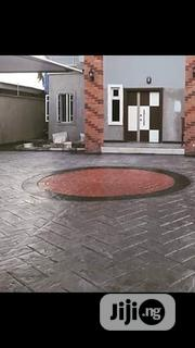 Concrete Stamped Floor | Building Materials for sale in Ondo State, Ilaje