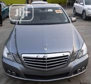 Mercedes-Benz E350 2010 Gray | Cars for sale in Lagos State, Lekki Phase 2