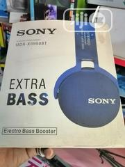 MDR-XB950BT Sony Extra Bass Bluetooth Headphones | Headphones for sale in Lagos State, Ikeja