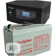 Solar Backup System for Homes and Offices 1KVA Inverter 100ah Battery | Solar Energy for sale in Oyo State, Ibadan