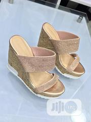 High Heel Sequence Head Wedge | Shoes for sale in Lagos State, Lagos Island