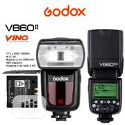 Godox V860 II Ving TTL 2.4G Wireless Speedlite For Nikon And Canon | Accessories & Supplies for Electronics for sale in Lagos State, Oshodi-Isolo