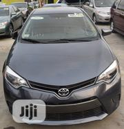 Toyota Corolla 2015 Gray | Cars for sale in Lagos State, Lekki Phase 2