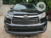 Toyota Highlander 2015 Black | Cars for sale in Rivers State, Port-Harcourt