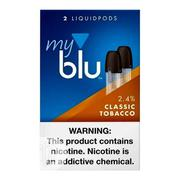 Myblu Classic Tobacco Liquidpods | Tabacco Accessories for sale in Rivers State, Port-Harcourt
