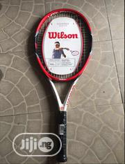 Wilson Lawn Tennis Racket (Graphite Weight Size 265g) | Sports Equipment for sale in Lagos State, Lekki Phase 2