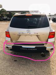 Front And Back Brush Guard For Highlander 08 | Vehicle Parts & Accessories for sale in Lagos State, Mushin