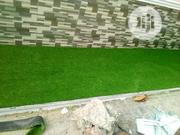Synthetic Fake Carpet Grass For Homes And Office Design | Landscaping & Gardening Services for sale in Lagos State, Ikeja