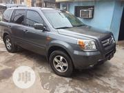 Honda Pilot 2008 EX 4x2 (3.5L 6cyl 5A) Gray | Cars for sale in Lagos State, Gbagada