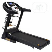 Bodyfit 2hp Treadmill With Mp3 Speaker Massager | Sports Equipment for sale in Lagos State, Lekki Phase 2