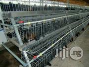 Deluxe Cage For Poultry Layers | Farm Machinery & Equipment for sale in Lagos State