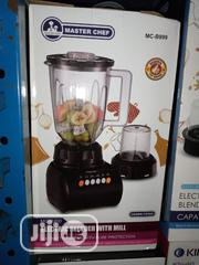 MASTERCHEF Blender | Kitchen Appliances for sale in Lagos State, Lagos Island