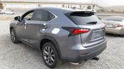 Lexus NX 200t 2016 Gray | Cars for sale in Abuja (FCT) State, Gwarinpa