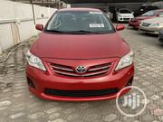 Toyota Corolla 2013 Red | Cars for sale in Lagos State, Lekki Phase 2