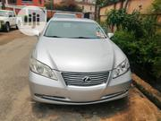 Lexus ES 2008 350 Silver   Cars for sale in Lagos State, Ikeja