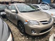 Toyota Corolla 2011 Gold | Cars for sale in Lagos State, Apapa