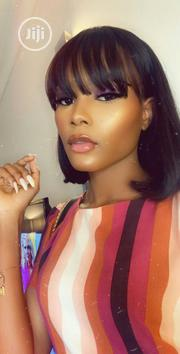 8 Inches Fringe Bob Wig   Hair Beauty for sale in Lagos State, Lagos Island
