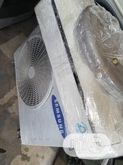 Uk Used Air Conditioner Samsung 1hp With Host and Remote | Home Appliances for sale in Lagos State, Lagos Island
