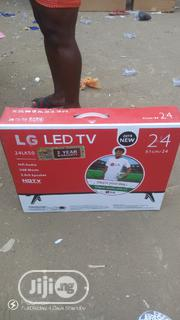 Original LG 24 Inches Tv. (Sided Speaker) | TV & DVD Equipment for sale in Lagos State, Ojo