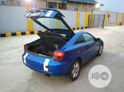 Toyota Celica 2005 1.8 WT-i Blue | Cars for sale in Oyo State, Oluyole
