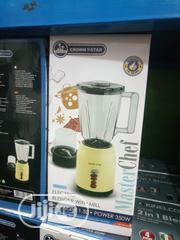 2in1 Eletric Blender Master Chef | Kitchen Appliances for sale in Lagos State, Lagos Island