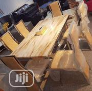 Quality Marble Dining Table by Six Siter | Furniture for sale in Lagos State, Lekki Phase 1