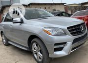 Mercedes-Benz M Class 2012 Silver   Cars for sale in Lagos State