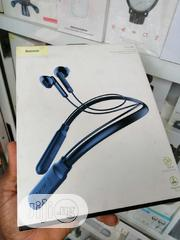 Baseus Neckband Wireless Headset S16 | Headphones for sale in Lagos State, Ikeja