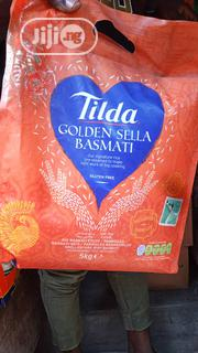 Tilde Golden Sella Basmati Rice 5kg | Meals & Drinks for sale in Lagos State, Surulere