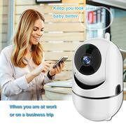 Home Security IP Wifi Wireless Mini Network Camera   Security & Surveillance for sale in Lagos State, Maryland
