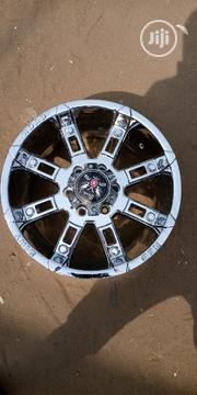 17 Inch Rim for Toyota Land Cruiser Prado and 4runner Etc 6boat Motors   Vehicle Parts & Accessories for sale in Lagos State, Mushin