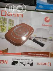 DAISINI Double Grill Pan | Kitchen Appliances for sale in Lagos State, Lagos Island