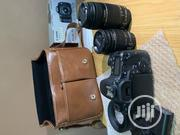 Canon Eos 60d With Lenses | Photo & Video Cameras for sale in Lagos State