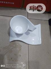 6pcs Tea Cup And 6pcs Saucer   Kitchen & Dining for sale in Lagos State, Lagos Island