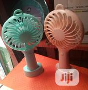 Rechargeable Mini Hand Fan | Home Accessories for sale in Lagos State, Lagos Island