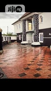 Concrete Stamped Floor | Building Materials for sale in Ondo State, Akure