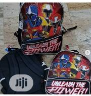 """Power Rangers """"UNLEASH THE POWER"""" Backpack   Bags for sale in Abuja (FCT) State, Kubwa"""