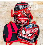 Marvel Spiderman Backpack With Detachable Lunch Bag   Bags for sale in Abuja (FCT) State, Kubwa